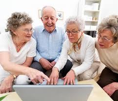 adultos mayores y la tecnología