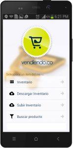 App para Inventarios en Vendiendo.co