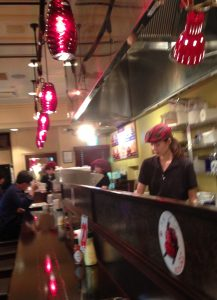 Significado del Amarillo - Restaurante Japón