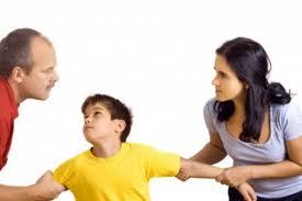 El divorcio y los efectos negativos sobre los hijos