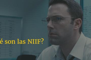 Qué son las NIIF