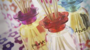Aromas en las tiendas