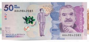 Identificar billetes falsos en Colombia