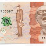 <center>Identificar billetes falsos de Colombia según BanRepública</center>