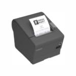 Impresora térmica Epson tmt 88v usb paral negra