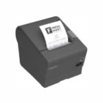 Impresora térmica Epson tmt 88v ethernet negra