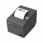 Impresora térmica Epson tmt20ii usb negra