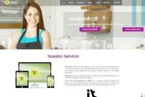 Presentación Vendiendo.co Sotfware POS
