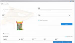 Registrar Productos en Vendiendo