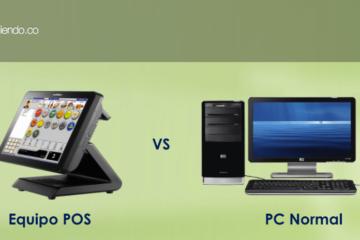 Equipos para Punto de Venta vs Computadores