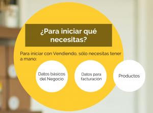 Iniciar con Vendiendo Software POS