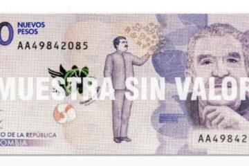 Billetes colombianos sin tres ceros