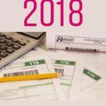 Topes Declaración de Renta 2018 Personas Naturales Colombia - Año gravable 2017