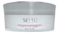 Crema facial proteccion solar seytu