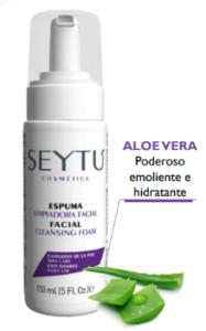 Espuma limpiadora facial seytu Tratamientos para la piel Seytu