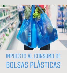 Impuesto al consumo de bolsas plásticas INCBP