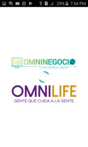 App Empresarios Omnilife