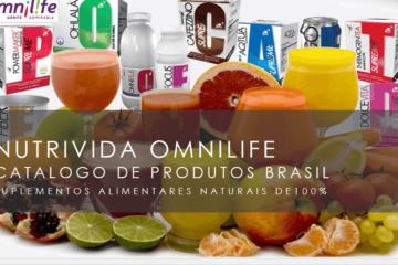 Nutrivida Omnilife - Catálogo de produtos Omnilife Brasil