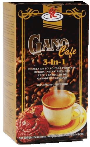ganocafe 3 en 1 - productos gano excel colombia