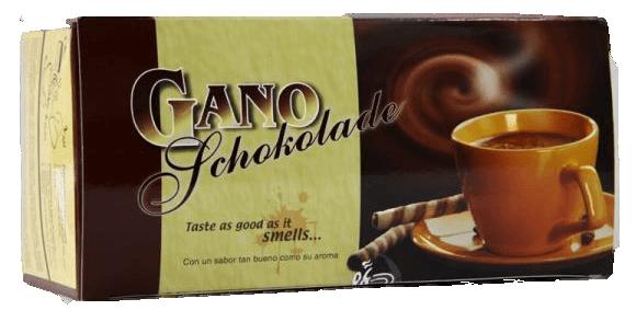 Gano Shokolade - chocolate con ganoderma - gano excel - itouch