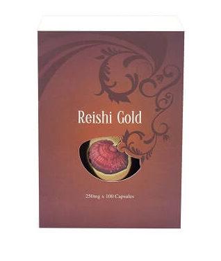 Capsulas Reishi Gold Productos Gano Excel españa