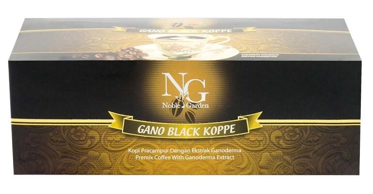 Noble Garden Black Koppe Productos gano excel españa
