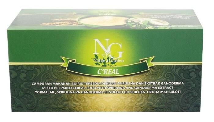 Noble-Garden-Creal productos gano excel españa