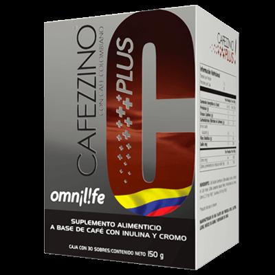 cafezzino plus omnilife 2 productos omnilife mexico