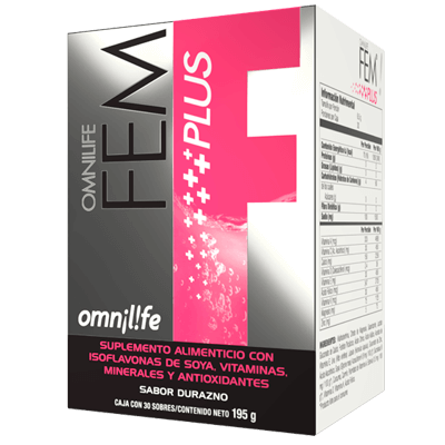 fem plus productos omnilife