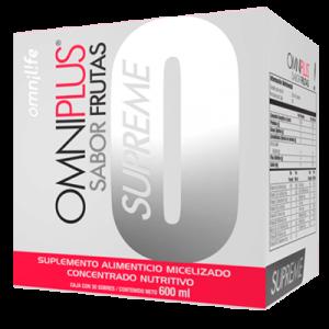 omniplus supreme frutas productos omnilife mexico