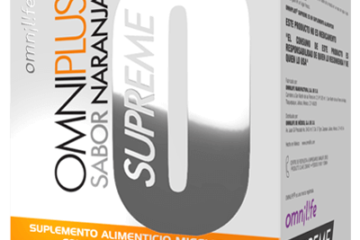omniplus supreme naranja