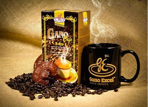 Gano Cafe Gano Excel