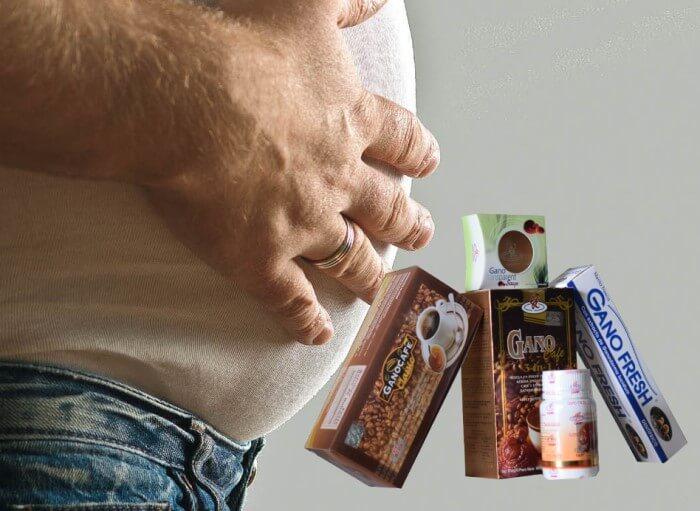 Bajar de peso con Ganoderma Lucidum Gano Excel