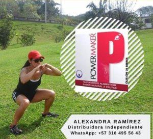 Power maker para deportistas