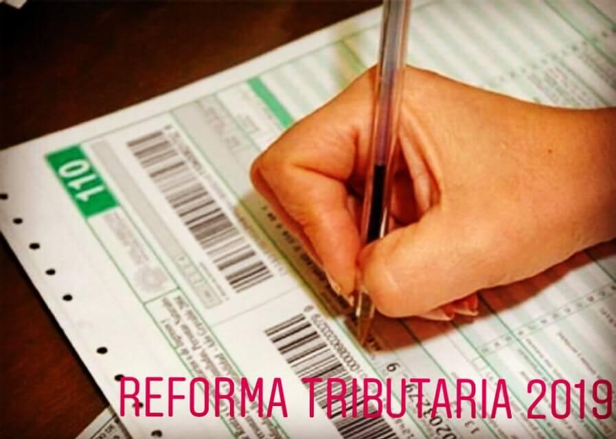 Reforma tributaria 2019 Colombia