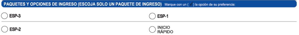 Paquetes Nueva Vinculación Gano Excel Colombia