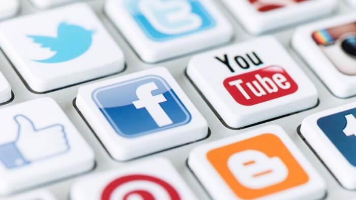 redes sociales para seguir siendo productivos