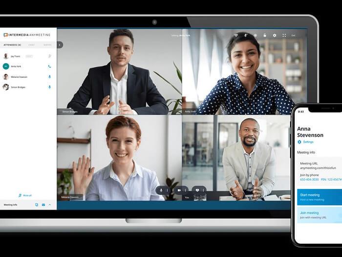 videoconferencias para seguir siendo productivos
