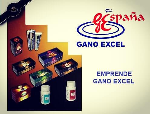 Productos Gano Excel España