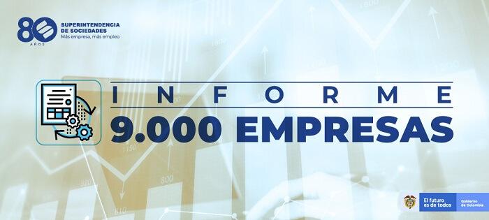 Informe 9000 empresas network marketing  más grandes de Colombia 2019