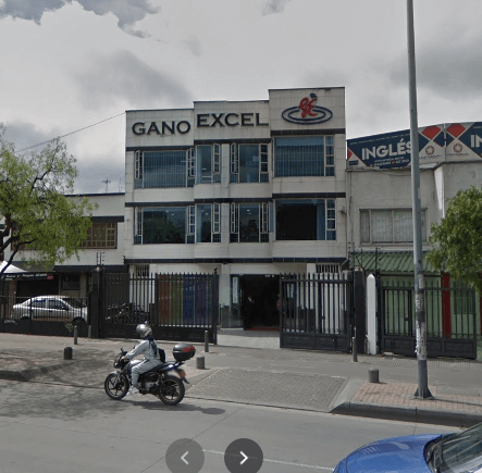 Gano Excel Bogotá Santa Isabel