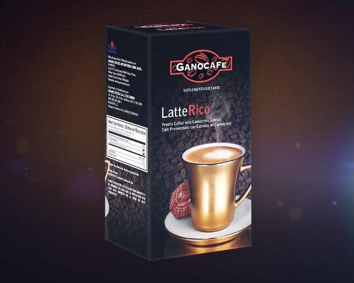 Gano Cafe LatteRico