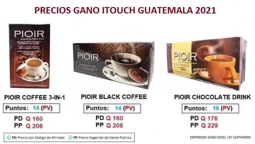 Precios-Gano-iTouch-Guatemala 2021