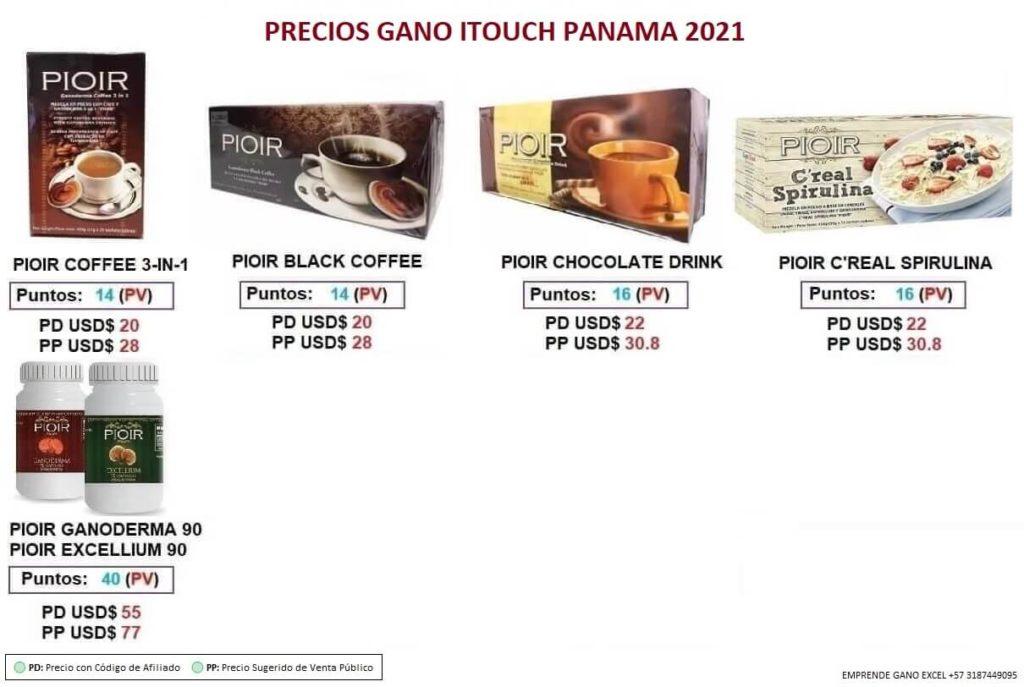 Precios-Gano-iTouch-Panama 2021